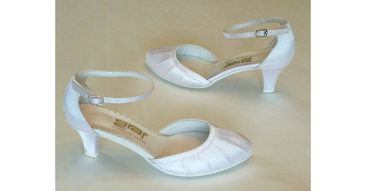 Elegáns Kényelmes Alacsony Női cipő Félcipők Esküvői