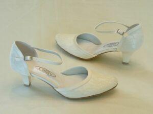 Pántos női esküvői cipő - Sarokmagasság 1 - 5 cm ee9b10d46d