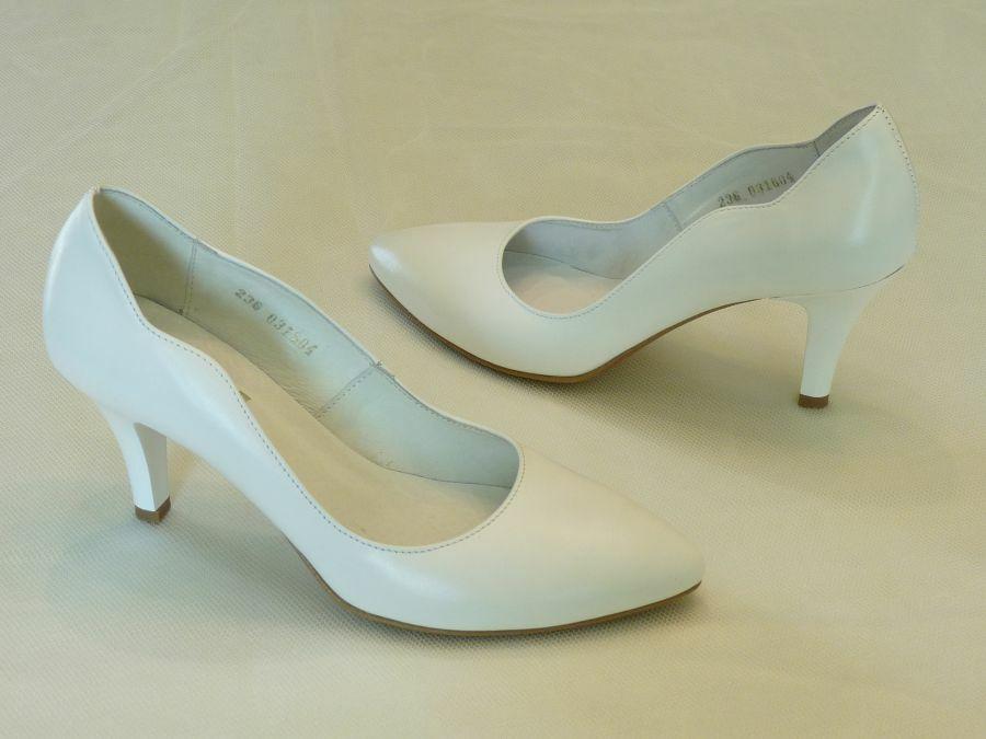 Körömcipő fazonú női esküvői cipő - Cathy 292ff7a9e7