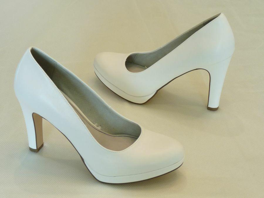 2ec1b43665 Körömcipő fazonú női esküvői cipő - Sarokmagasság 6 - 9,5 cm