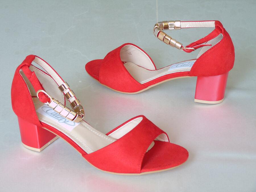 Bokapántos menyecske cipő