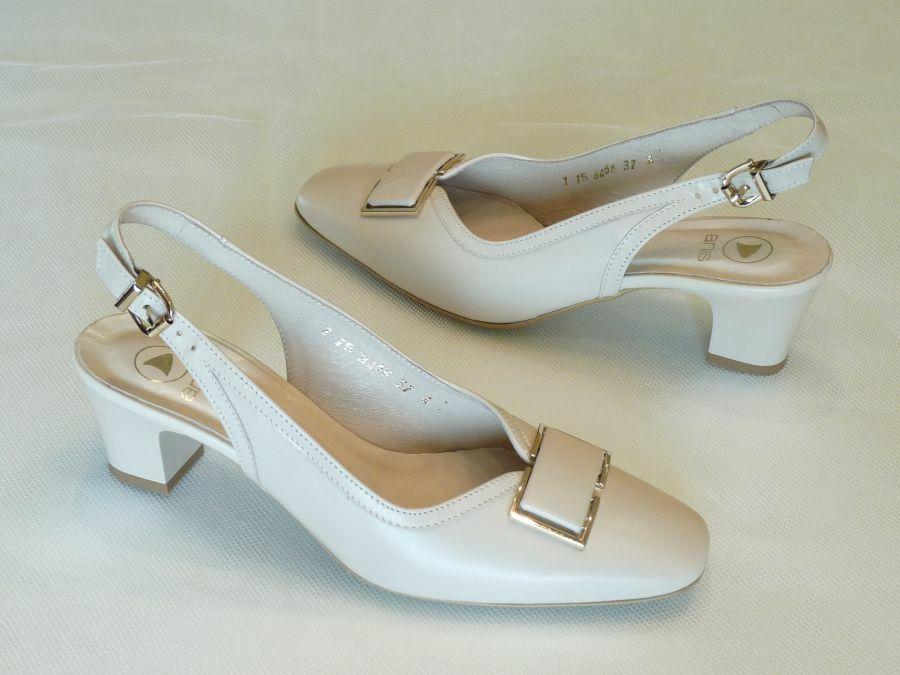 Sling fazonú női alkalmi cipő