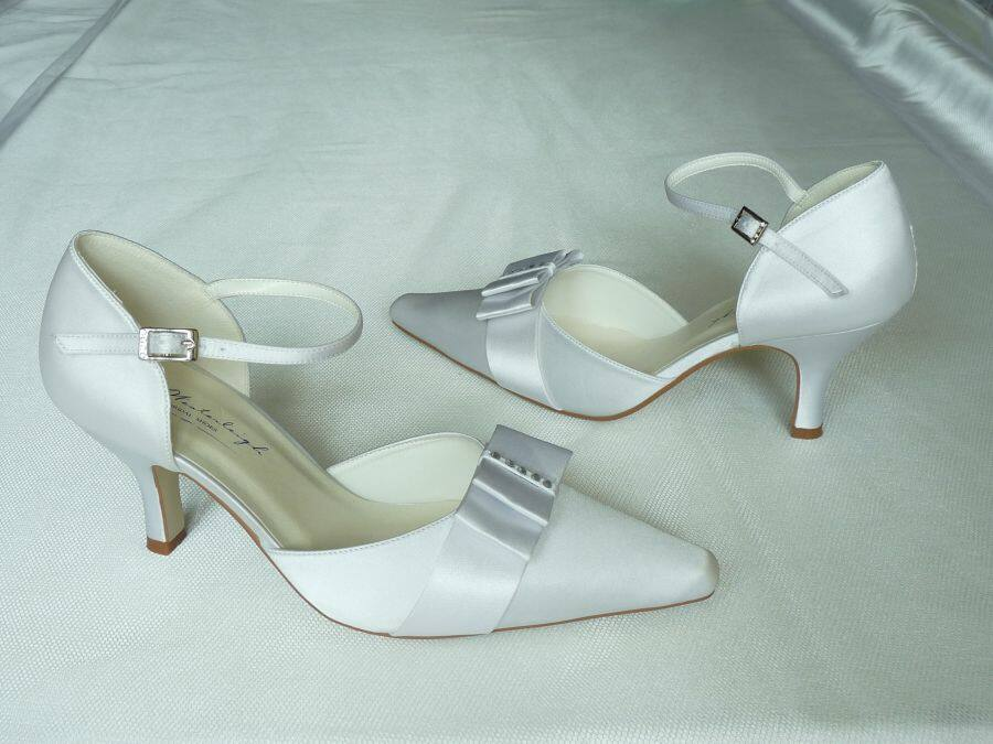 Andrea masnis esküvői cipő