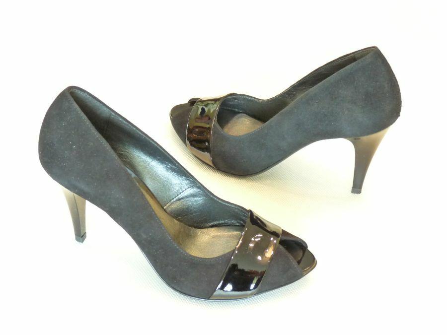 Nyitott orrú női alkalmi cipő