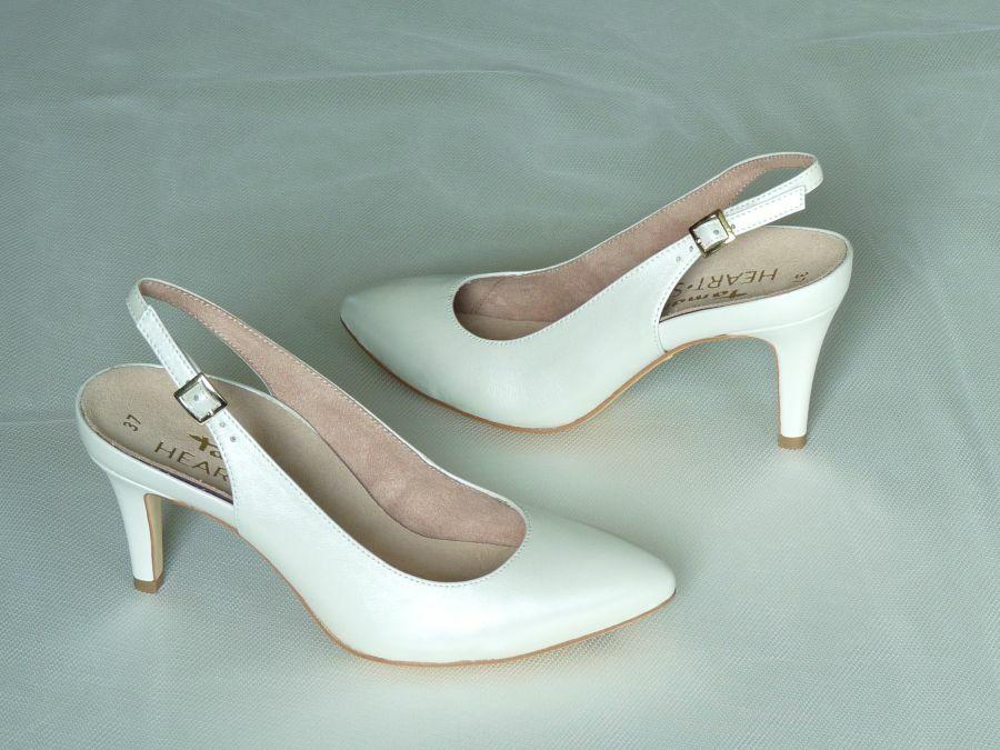 Női szling esküvői cipő