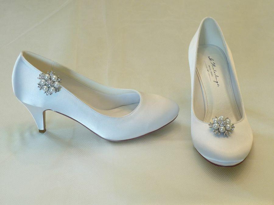 Claudia cipőklipsz